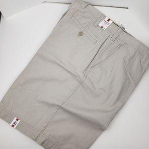 Izod Tan Saltwater Shorts